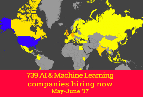 d472: AI and Machine Learning Jobs May-June 2017 | AI:Mechanic